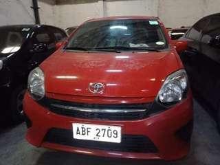 2015 Toyota Wigo 1.0L E