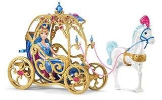 Disney Princess Twirling Skirt Cinderella plus Horse and Carriage