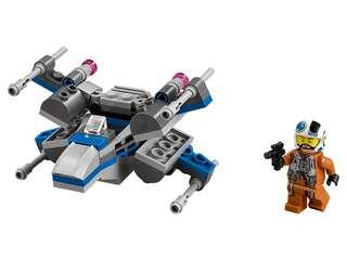Lego 75125 Star Wars : Resistance X - Wing Fighter