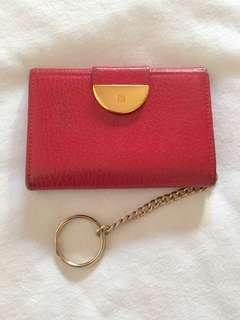 Vintage BALLY small purse cum keychain