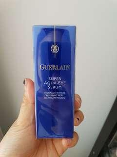 New Guerlain Aqua eye serum