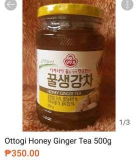 Ottogi Honey Ginger Tea 500g