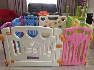 Baby Coby Fence 8 + 2 panel