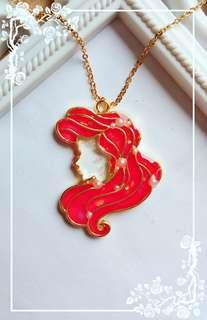 Ariel Disney Necklace