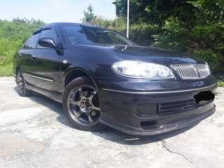 Nissan Sentra 1.8 (2005)