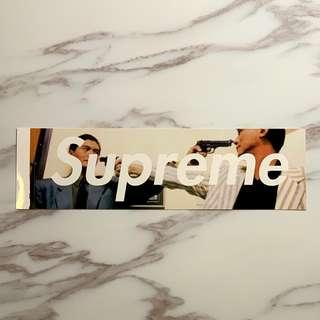 Supreme x The Killers Box Logo Sticker 貼紙