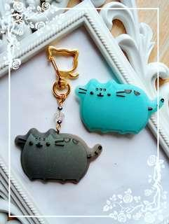 Pusheen Charms