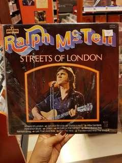 Ralph McTell - Streets of London LP