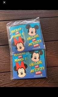 🚚 Mickey Mouse Activity Book