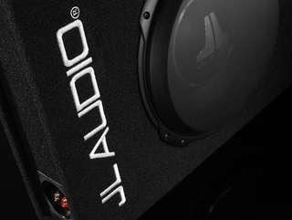 JL Audio CS112LG-TW3 Enclosed Subwoofer