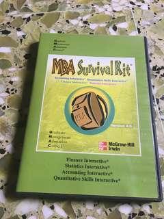 MBA Survival Kit (4 cd set)