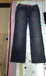 🚚 復古牛仔褲