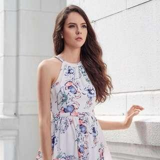 BNWT TCL THE CLOSET LOVER AVRIL FLORAL DREAMS DRESS