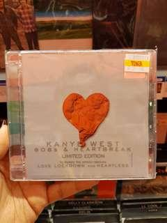 Kanye West 808s & Heartbreak CD