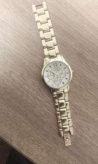 Jam VNC wanita gold original branded