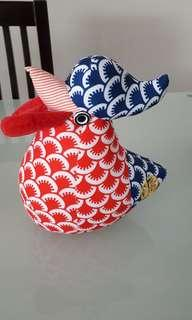 #blessing rooster stuffed toys / give away