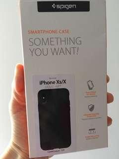 Spigen Liquid Air Case iPhone XS/X