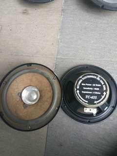 Betamex TC-655 6 inc car speaker