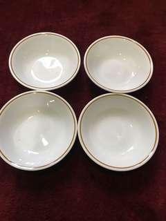Corelle Desert Bowl 5.5 inch set of four pcs