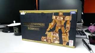 Transformers Masterpiece Golden Lagoon CONVOY MP10 Takara Tomy
