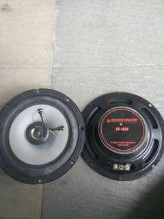 Sound Standard 250watts car speaker