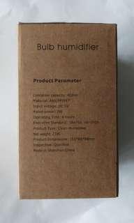 Bulb Humidifier.