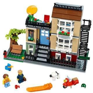 Lego 31065 Creator : Lego Park Street Townhouse