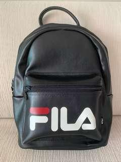 BNIB Fila leather Backpack