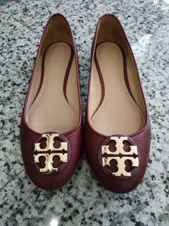 50ccc4eee555d Tory Burch Flat shoes