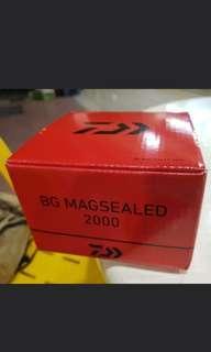 Daiwa bg magseal