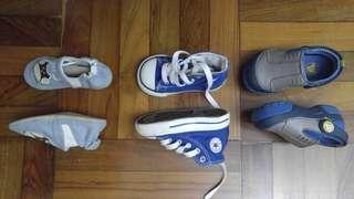 免費 近全新BB 嬰兒 兒童 鞋仔