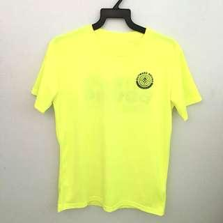 OBS YELLOW T-SHIRT