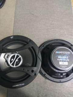 Soundstream RX652 6.5 80watt speaker