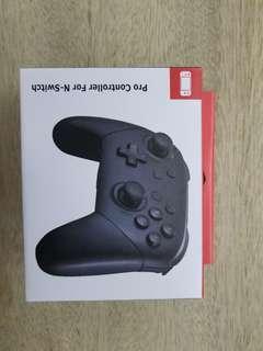 (有現貨)副廠 pro controller 手制 for Switch 黑色