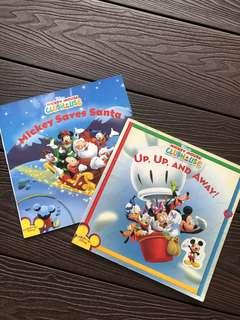 🚚 Mickey Mouse Story books