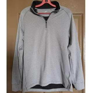 UNIQLO DRY-EX Sports Jacket (Grey- Size M)
