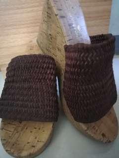 Wedge Open Toe Sandals