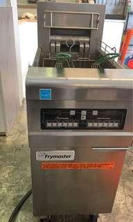Frymaster Electric Fryer - 50 lb Oil Capacity - RE14