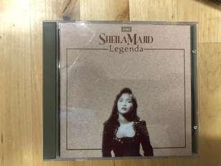Sheila Majid Lagenda CD
