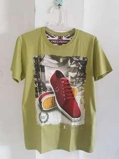 Kaos Fred Perry