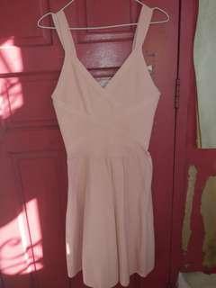 Guess Pink Bandage Dress