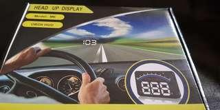 M6 HUD Display OBD2
