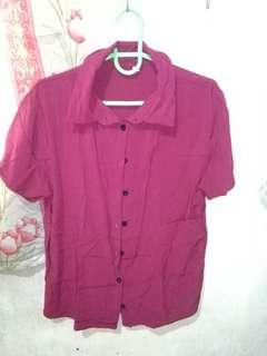 Women's Button-up Blouse