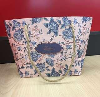 2019 Fairmont CNY Mandarin Oranges Paper Bag Carrier