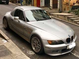 BMW Z3 2.8 roadster 1998 - Z4 Mazda MX5