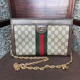 Preloved authentic Gucci Ophidia small shoulder bag