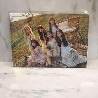 [WTS]Gfriend Time For Us Mini Poster
