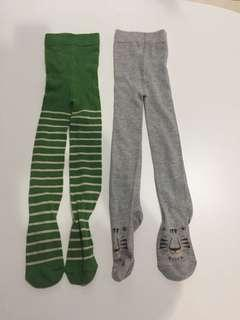 Take all 2 pcs legging 2-3 years