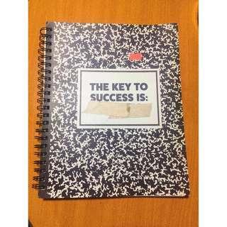 Typo A4 Campus Binder Notebook