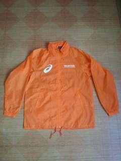 ASICS Windbreaker running jacket Free Size